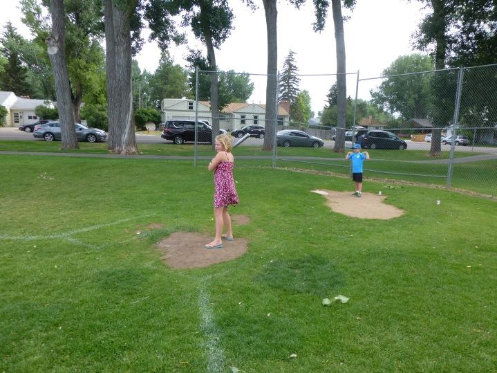 Coaching my own kids