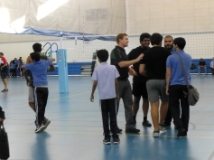 Coaching Boys Volleyball